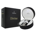 DAMARI Travalo Parfuemzerstaeuber - Divine HD silver