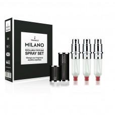 Travalo Milano Set Black